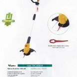 Tagliabordi Papillon TBC260 a batteria da 18V aal litio